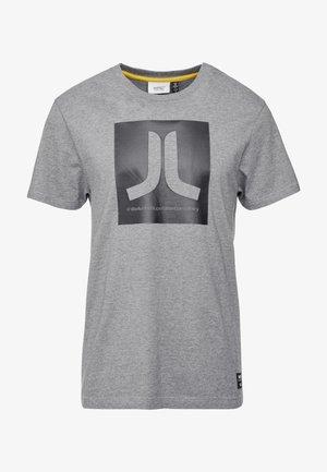 MAX ICON  - T-shirt imprimé - medium grey melange