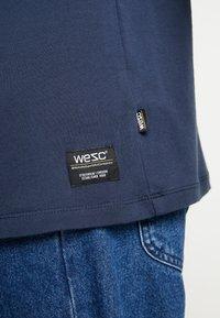 WeSC - T-shirt imprimé - navy - 3