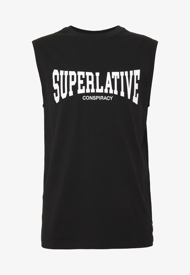 MARCO SUPERLATIVE MUSCLE - Toppi - black