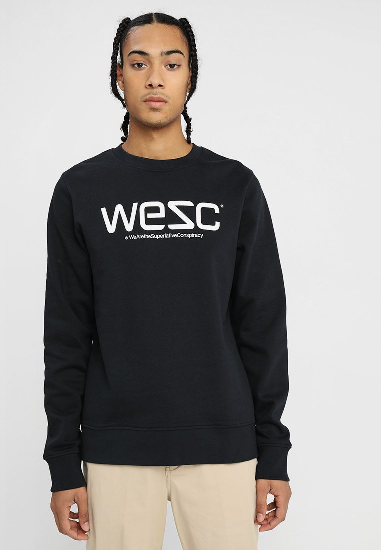 WeSC - Sweatshirt - black