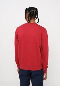 WeSC - BOX ICON  - Sweatshirt - jester red - 2