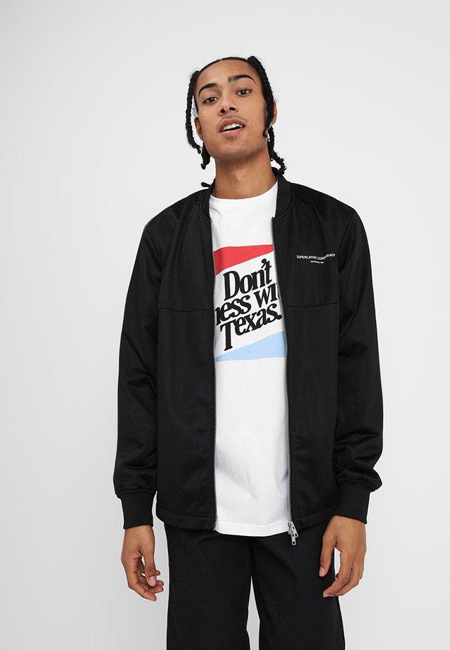WEBSTER - Summer jacket - black