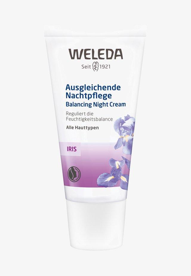WELEDA IRIS AUSGLEICHENDE NACHTPFLEGE 30 ML - Nachtpflege - neutral
