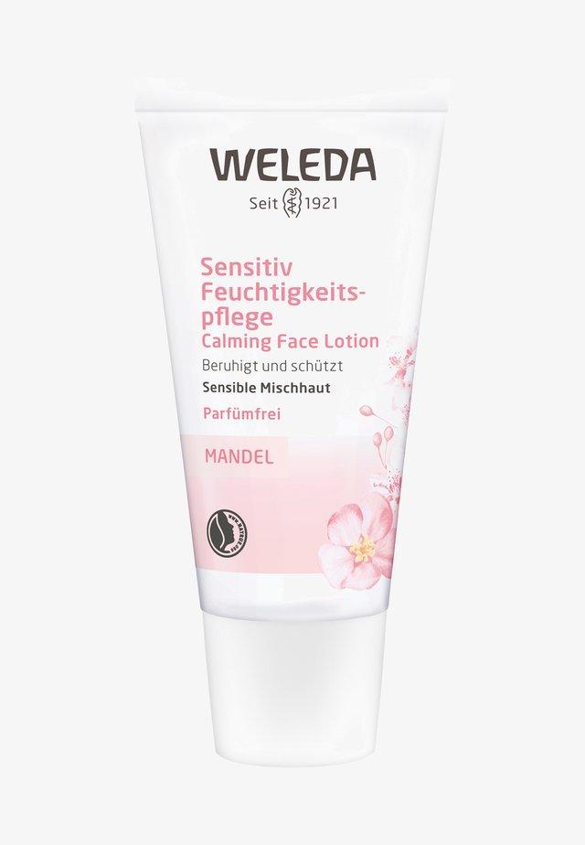 WELEDA MANDEL SENSITIV FEUCHTIGKEITSPFLEGE 30 ML - Face cream - -