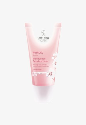 ALMOND SMOOTHING FACIAL CREAM 30 ML - Gesichtscreme - -