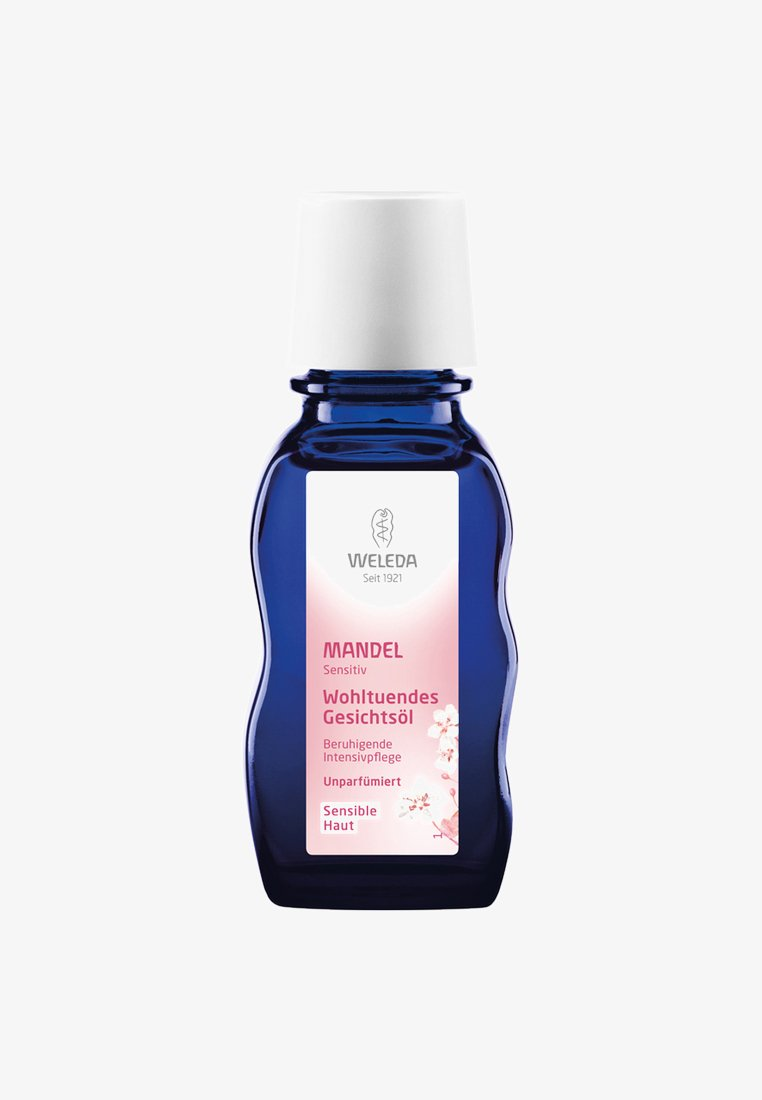 Weleda - ALMOND SMOOTHING FACIAL OIL 50 ML - Ansigtsolie - -