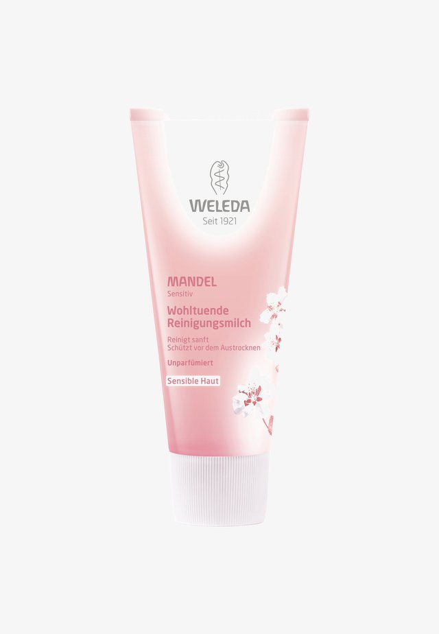 ALMOND SMOOTHING CLEANSING LOTION 75 ML - Sminkborttagning - -