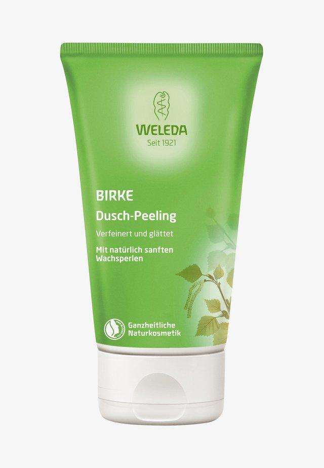 BIRKE DUSCH-PEELING - Body scrub - -
