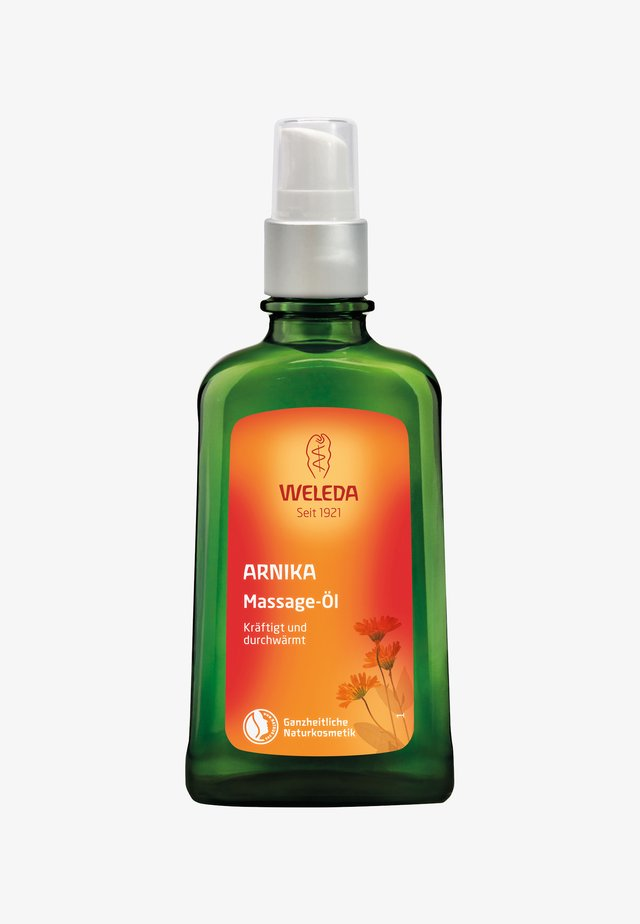 ARNICA MASSAGE OIL 100 ML - Kroppsolja - -