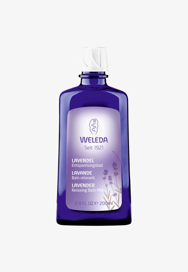 LAVENDER RELAXING BATH MILK 200 ML - Badskum - -