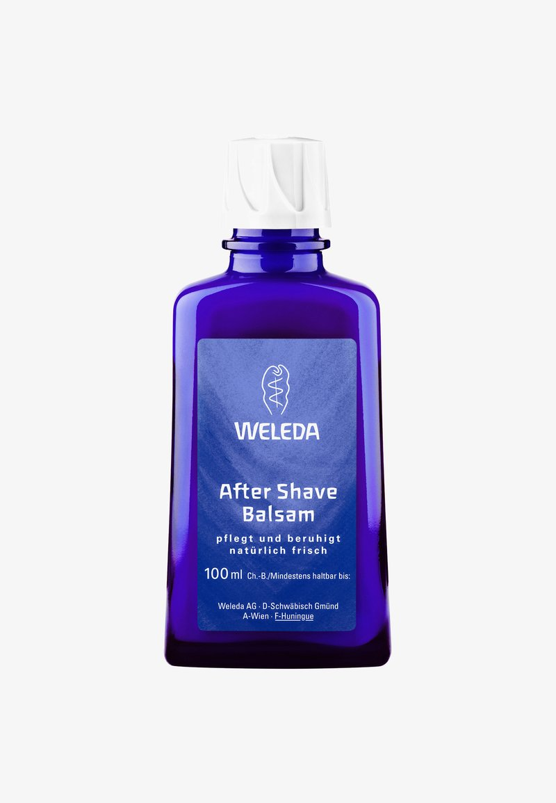 Weleda - AFTER SHAVE BALSAM 100ML - After-Shave Balsam - -
