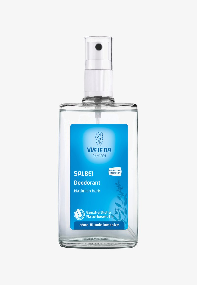 Weleda - SAGE DEODORANT 100ML - Déodorant - -
