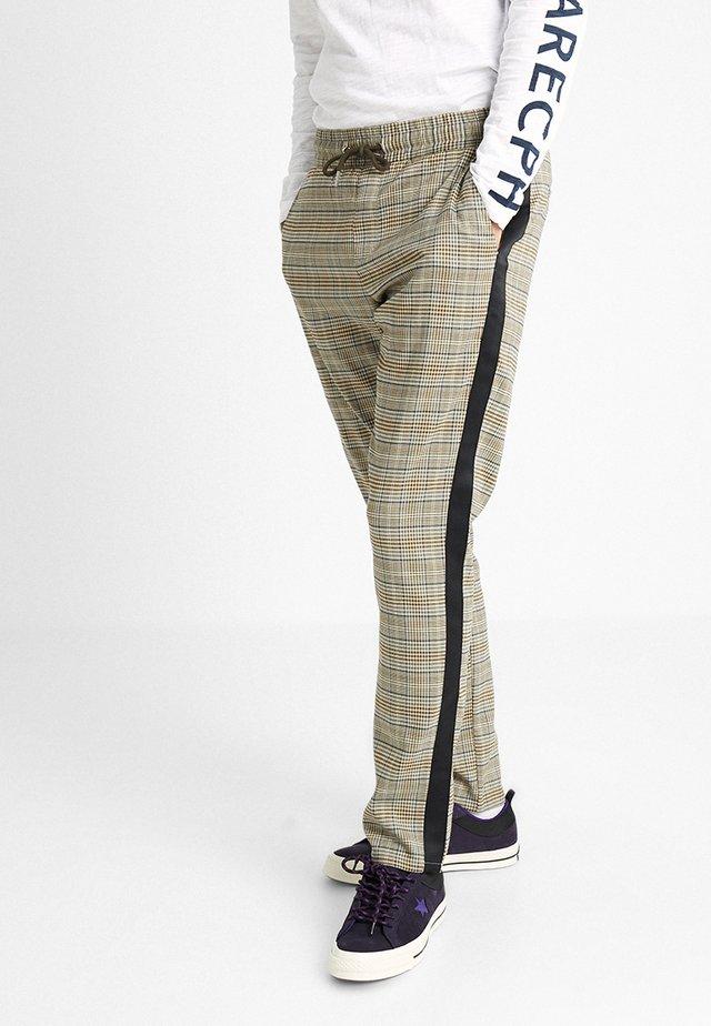 JANZIK TAPE PANTS  - Trousers - grey