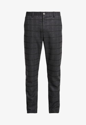 JANZIK PANTS - Kalhoty - grey