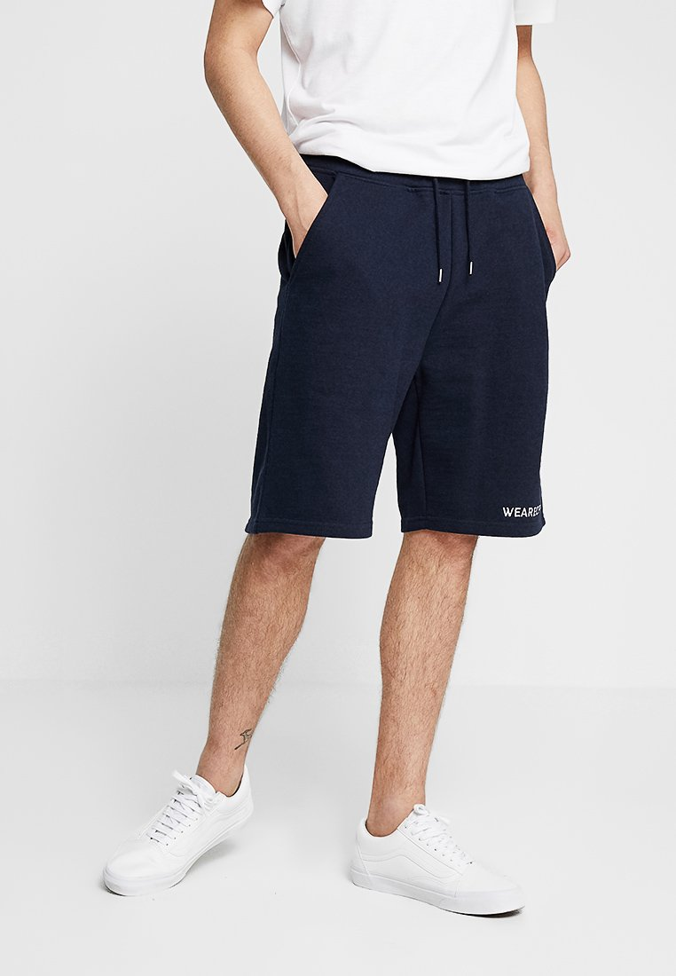 We are Cph - THYCHOSEN - Shorts - navy