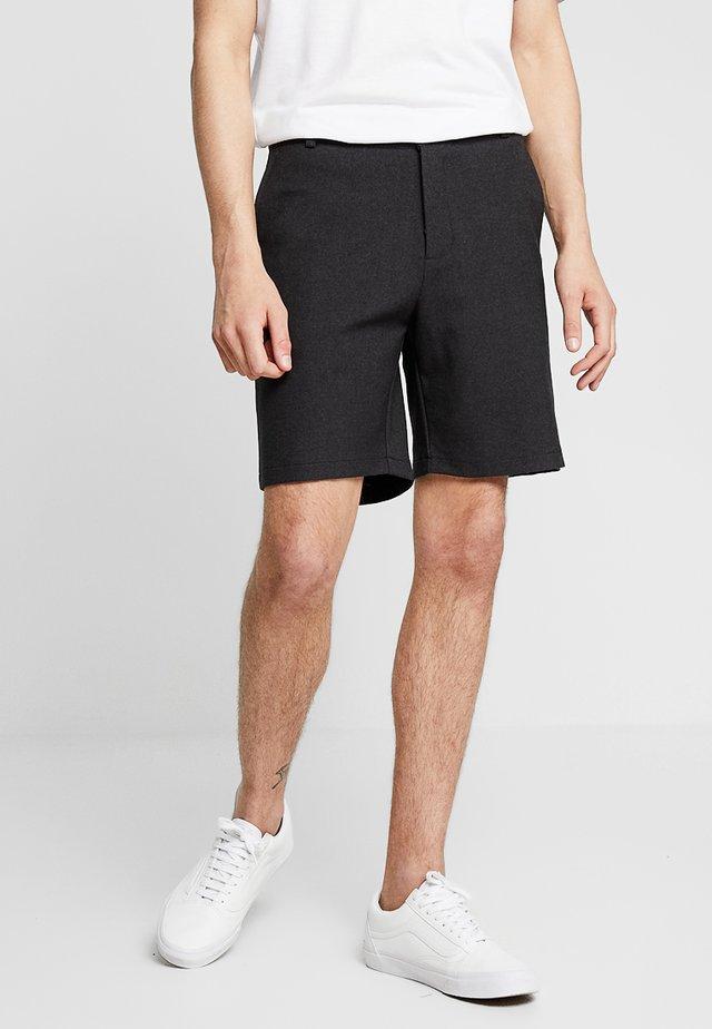 JANZIK - Shorts - grey melange