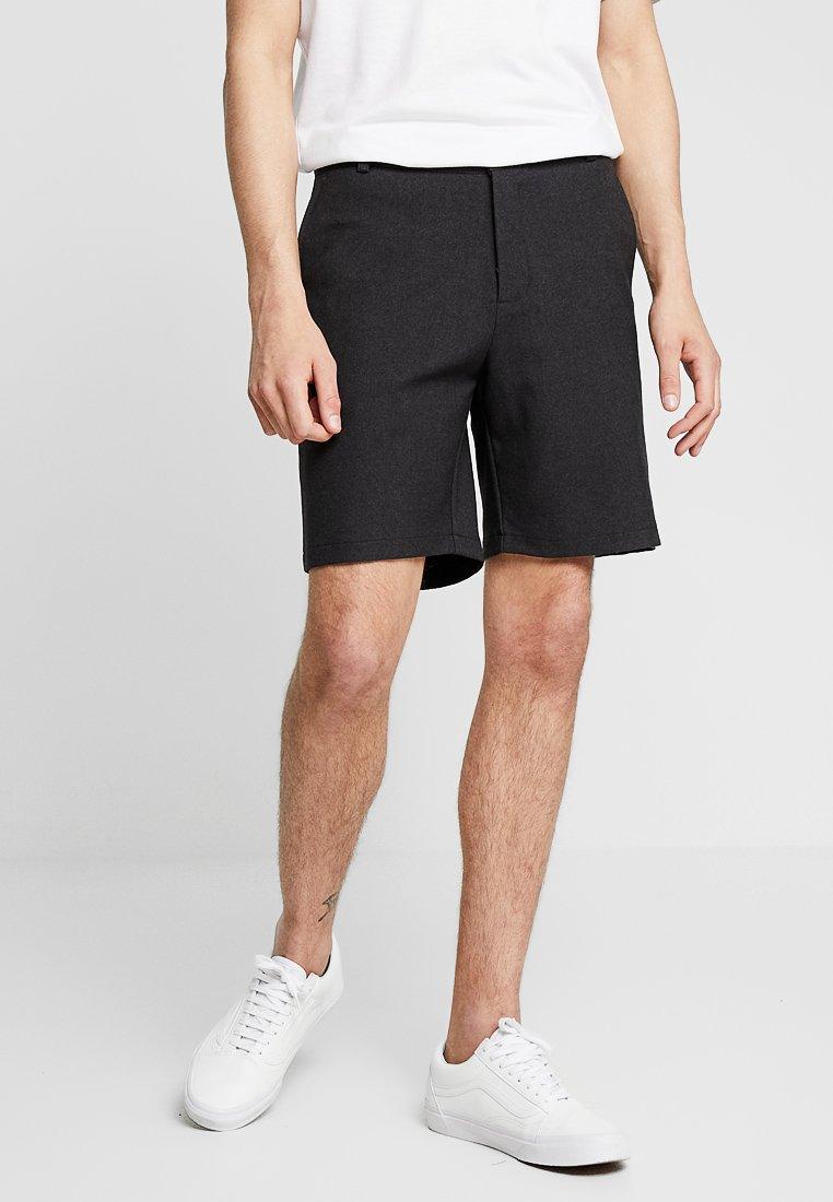 We are Cph - JANZIK - Shorts - grey melange