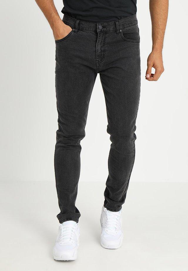 CANTONA  - Slim fit jeans - grey