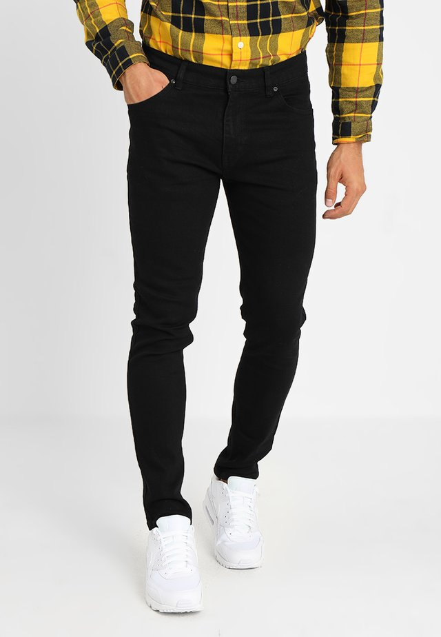 CANTONA  - Jeans Slim Fit - black