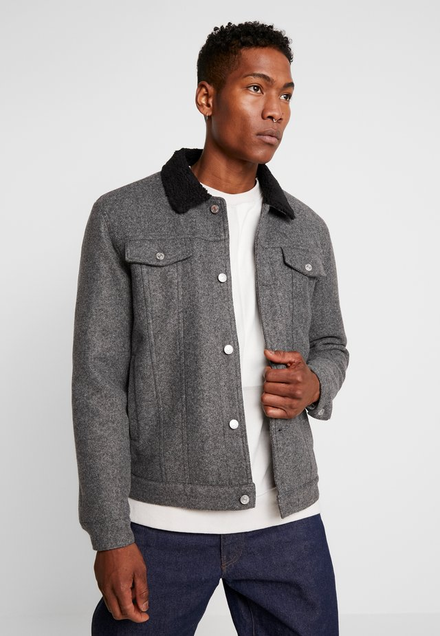 DAKOTA JACKET - Übergangsjacke - grey melange
