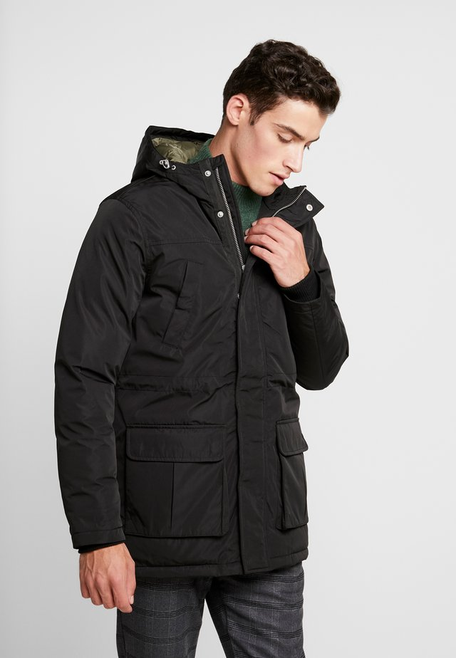 SERGE JACKET - Parka - black