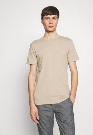 UNISEX ALAN  - T-shirt basic - beige
