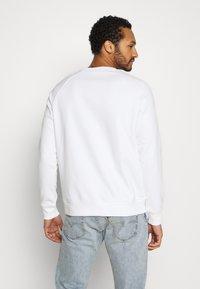 Weekday - UNISEX PARIS  - Sweatshirt - offwhite - 2