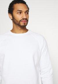 Weekday - UNISEX PARIS  - Sweatshirt - offwhite - 4
