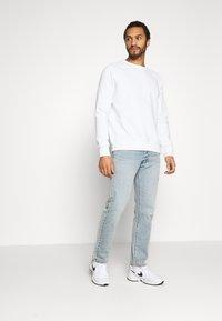 Weekday - UNISEX PARIS  - Sweatshirt - offwhite - 1