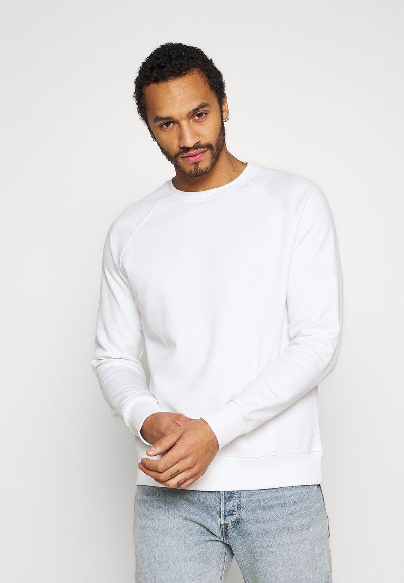 Weekday - UNISEX PARIS  - Sweatshirt - offwhite
