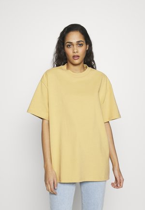 UNISEX GREAT - T-shirt basique - light yellow