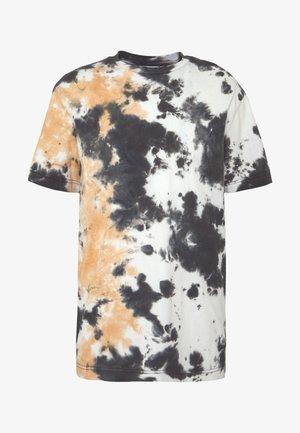 UNISEX BILLY TIE DYE - T-shirt print - black allover tie dye