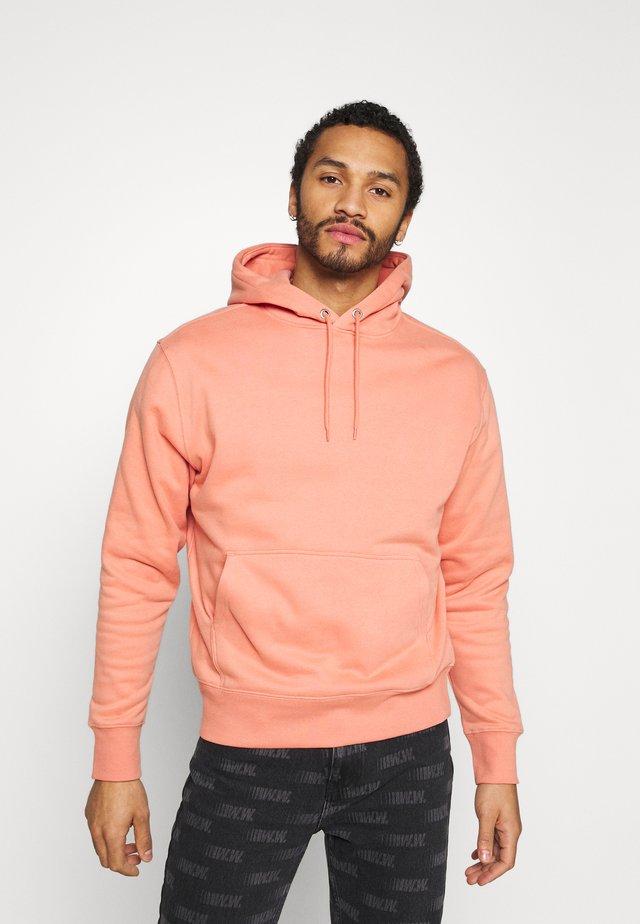 UNISEX HELMER HOODIE - Hoodie - pink