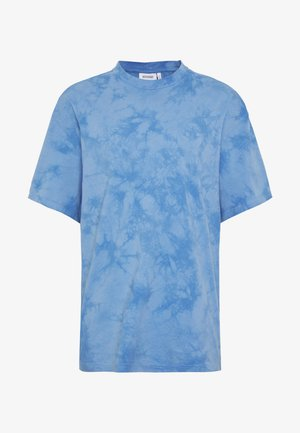 UNISEX GREAT - T-shirts med print - blue tie dye