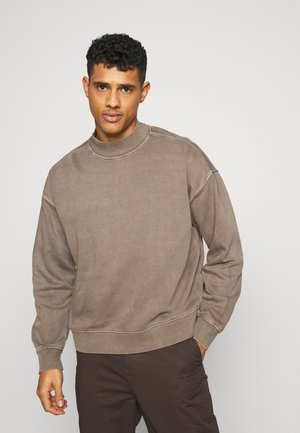 UNISEX DENNIS - Sweatshirt - brown