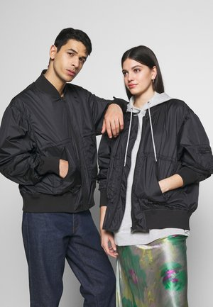 BLAISE JACKET - Bomber bunda - black