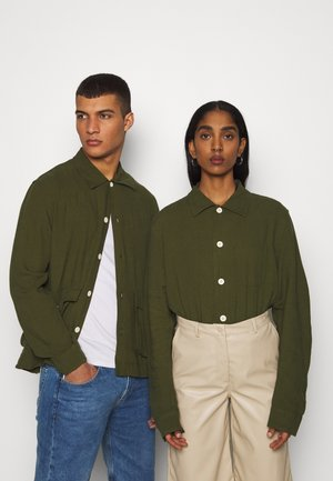 UNISEX STILLER SHIRT - Košile - green