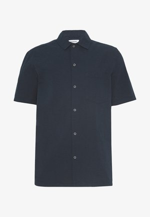 UNISEX BARRY SHORTSLEEVE  - Camicia - navy