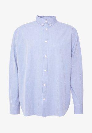 KARIM GINGHAM - Camicia - blue