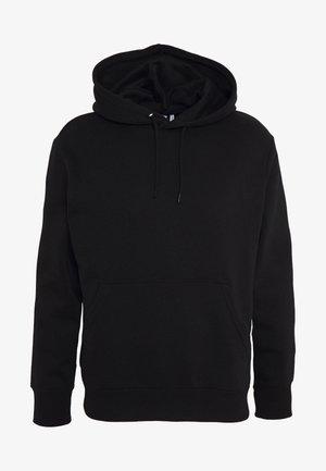 PER HOODIE - Jersey con capucha - black