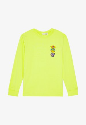 UNISEX LONGSLEEVE - Top sdlouhým rukávem - yellow