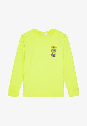 UNISEX LONGSLEEVE - Long sleeved top - yellow