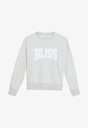 UNISEX ALBIN BLISS - Sweatshirt - greymelange