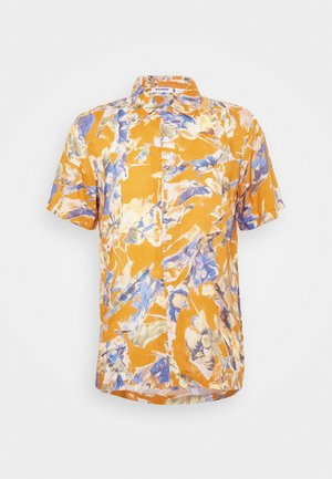 COFFEE BROKEN FLOWER - Camicia - yellow