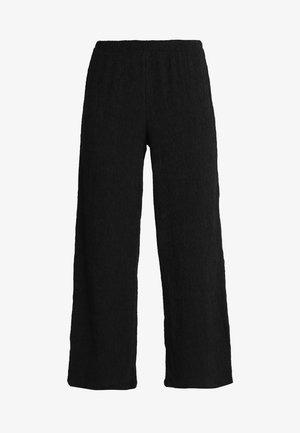 KENDRICK TROUSER - Trousers - black