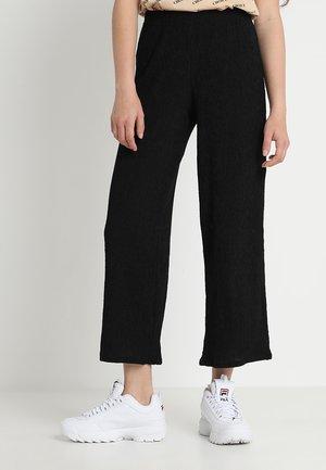 KENDRICK TROUSER - Pantalones - black