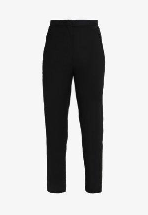 CLUB TROUSER - Pantaloni - black