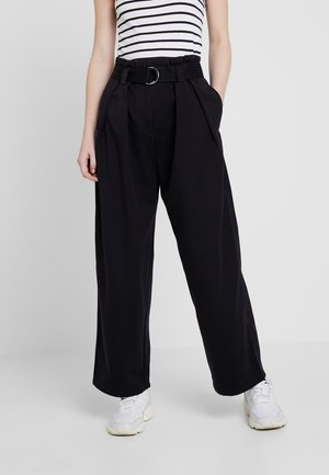AGE TROUSERS - Pantaloni - navy