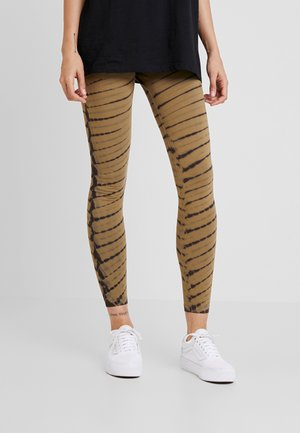 GILDA TIGHTS - Leggings - Trousers - tie dye