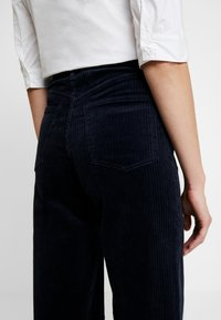 Weekday - TROUSERS - Pantalon classique - navy - 4